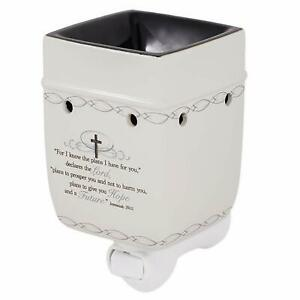 Elanze-For-I-Know-The-Plans-I-Have-for-You-Jeremiah-29-11-Plug-in-Wax-Oil-Warmer