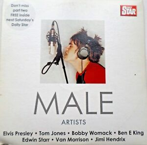 MALE-FEMALE-ARTISTS-2-DISCS-DAILY-STAR-PROMO-MUSIC-CD