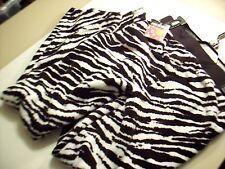 Joe Boxer Womens Zebra Lounge Pajama Pants 3X PLUS  Sleep Halloween