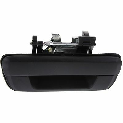 New Outer Tailgate Handle 2004-2011 Chevrolet Colorado GMC Canyon Black 97319415