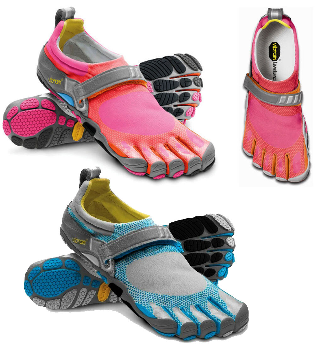 VIBRAM FIVEFINGERS BIKILA Donna BAREFOOT RUNNING SHOES NEW