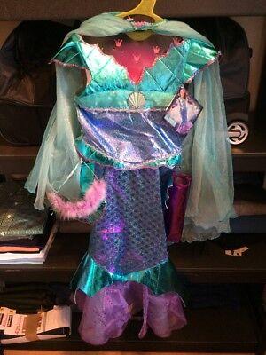 Princess Factory Teetot /& co inc Mermaid fancy dress