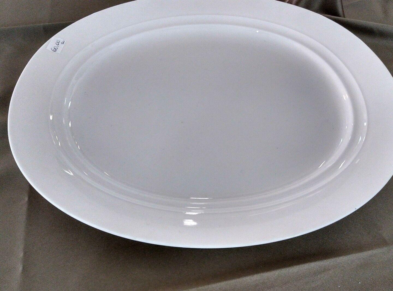 Villeroy e Boch piatto portata ovale porcellana blanc Farmhause Touch