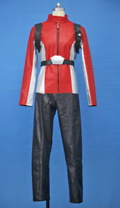 Details about Tokumei Sentai Go Busters Cosplay Costume:free shipping