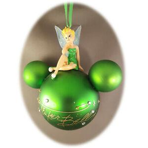 Paris Christmas Ornament.Details About Disneyland Paris Tinkerbell Christmas Ornament Bauble Map Of The 2 Parks