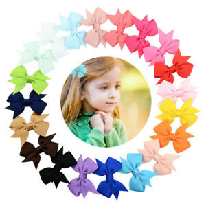 Kids-Baby-Girls-Children-Toddler-Flowers-Hair-Clip-Bow-Accessories-Hairpin-Nice
