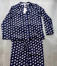 BCBG Generation Designer Coffee Cup Flannel PJs Pyjamas Size S BNWT Ideal Gift