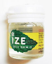 7g Thai Ize Jelli Balm Inhaler Relief Headaches and Itchiness From Insect  Bites for sale online | eBay