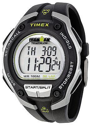 Timex Ironman Digital Quartz 30-Lap Recall Mens Watch T5K412