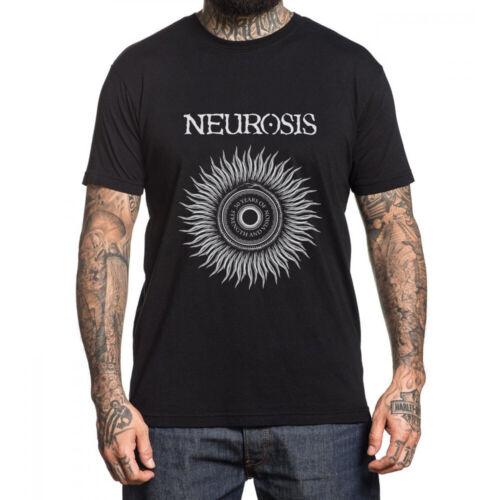 Neurosis Shirt Oakland Metal Band Music Tour 2019 Black Cotton T-shirt S-2XL