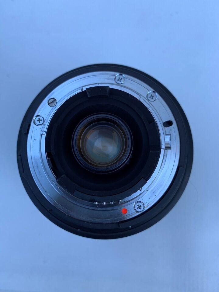 Zoomobjektiv, Sigma, Ældre model