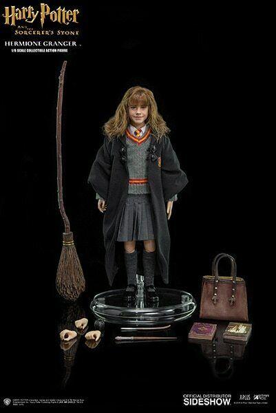 HERMIONE GRANGER Harry Potter Sorcerer's Stone estrella Ace 1 6_US  DEALER SEALED   ampia selezione
