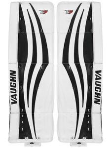 Best Vaughn Hockey Goalie Leg Pads Ebay