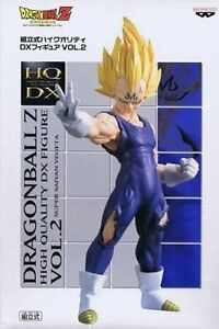 Banpresto-Dragon-Ball-Z-HQ-DX-Vol-2-Surper-Saiyan-Vegeta-Figure-Japan-NEW-RARE