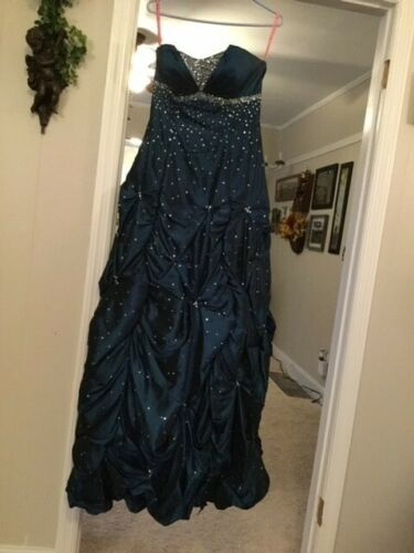 Long evening dress formal party dresses prom gown