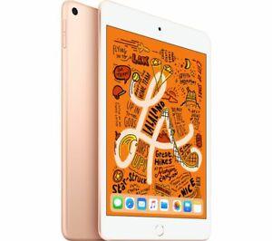"APPLE 7.9"" iPad mini 5 (2019) - 64 GB, Gold - Currys"