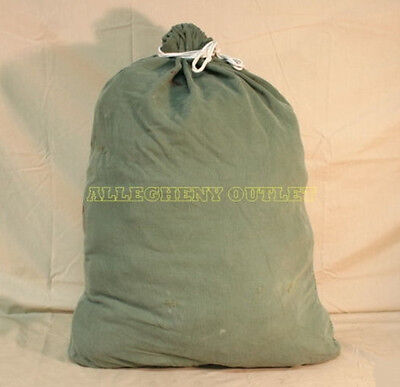 US military bag barracks laundry cloths clothing stuff sack Used great Condition