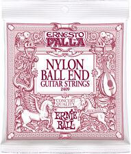 Ernie Ball 2409 Nylon Ball End Acoustic Classical Guitar Strings Gold & Black