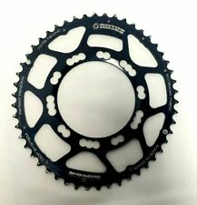Rotor Q-Ring 110 x 5 BCD Five Oval Position Chainring 34t inner for usewith 50t