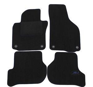 Floor-mat-black-velvet-tailored-for-volkswagen-vw-golf-5-and-vw-golf-6