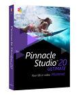 Corel Pinnacle Studio 20 Ultimate De Pnst20uldeeu D