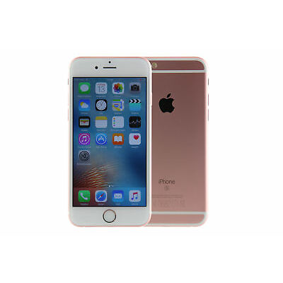Apple iPhone 6S 64GB Rose Gold (Ohne Simlock) - WIE NEU # AKTION