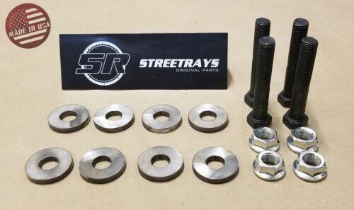 S14 240SX SR R33 Skyline Eccentric Lockout kit Non-HICAS S15 Silvia