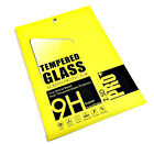 REAL Tempered Glass Screen Protector iPad PRO Air 1/2 iPad Mini 4 2/3/ iPhone 5S