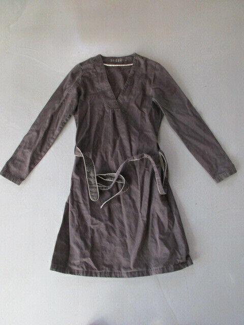 Dress Sessun Shine Brown Size M to - 62%