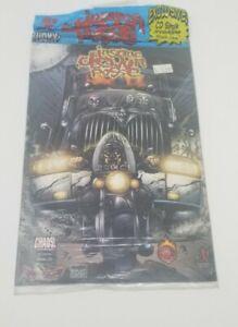 Insane Clown Posse - The Pendulum 5 CD & Comic Book SEALED twiztid hallowicked