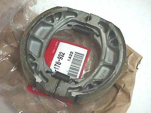 Honda Z50 CT70 QA50 SL70 CT90 SL100 CB100 CT110 Brake Shoes 06450-178-932