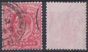 GB-KE-VII-1d-red-Used