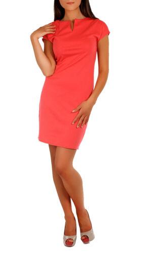 M L XL XXL Damen Elegantes Minikleid Cocktailkleid Abendkleid Dress Kleid Gr