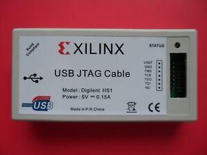 Xilinx-USB-Cable-Digilent-HS1-USB-to-JTAG-Cable-JTAG-Programmer