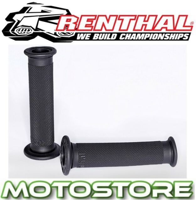 RENTHAL ROAD RACE HANDLEBAR GRIPS FIRM FITS BMW K1200R 2005-2013