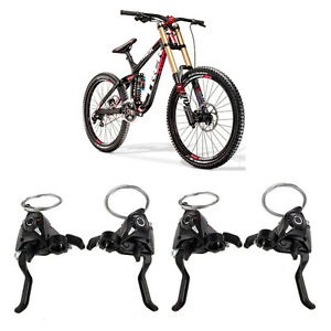 Bicycle Shifter Brake Conjoined Derailleurs Bike Cycling Road Handle Levers