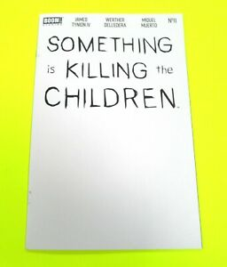 Something-Is-Killing-The-Children-11-BLANK-variant-BOOM-james-tynion-DC