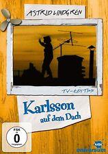 Karlsson auf dem Dach - Astrid Lindgren - DVD - Neu/OVP