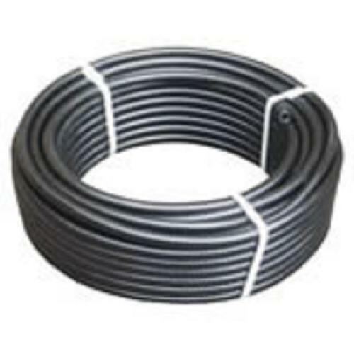 yellow or clear 5mm x 50 metres Black water fed pole hose