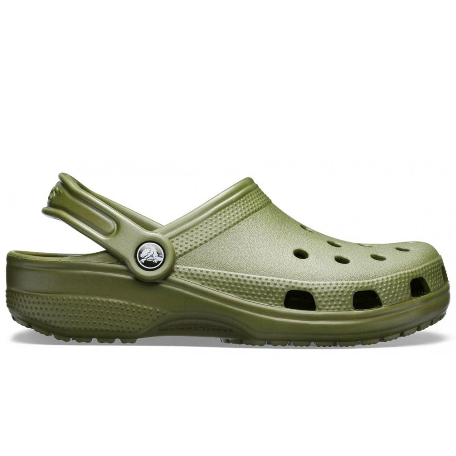 Shoes Crocs Classic Sabot Size 3 Uk Code 10001-309 -9MW