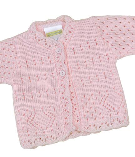 BabyPrem Preemie Tiny Baby Girls Boys Clothes Knitted Cardigan Sweater Jumper