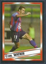 PANINI SUPERFOOT 2004-05- #199-CAEN-CYRILLE WATIER-SPELT INCORRECTLY-CYRIL
