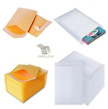 Any Color Kraft Bubble Mailers Shipping Mailing Padded Bags Envelopes Self Seal