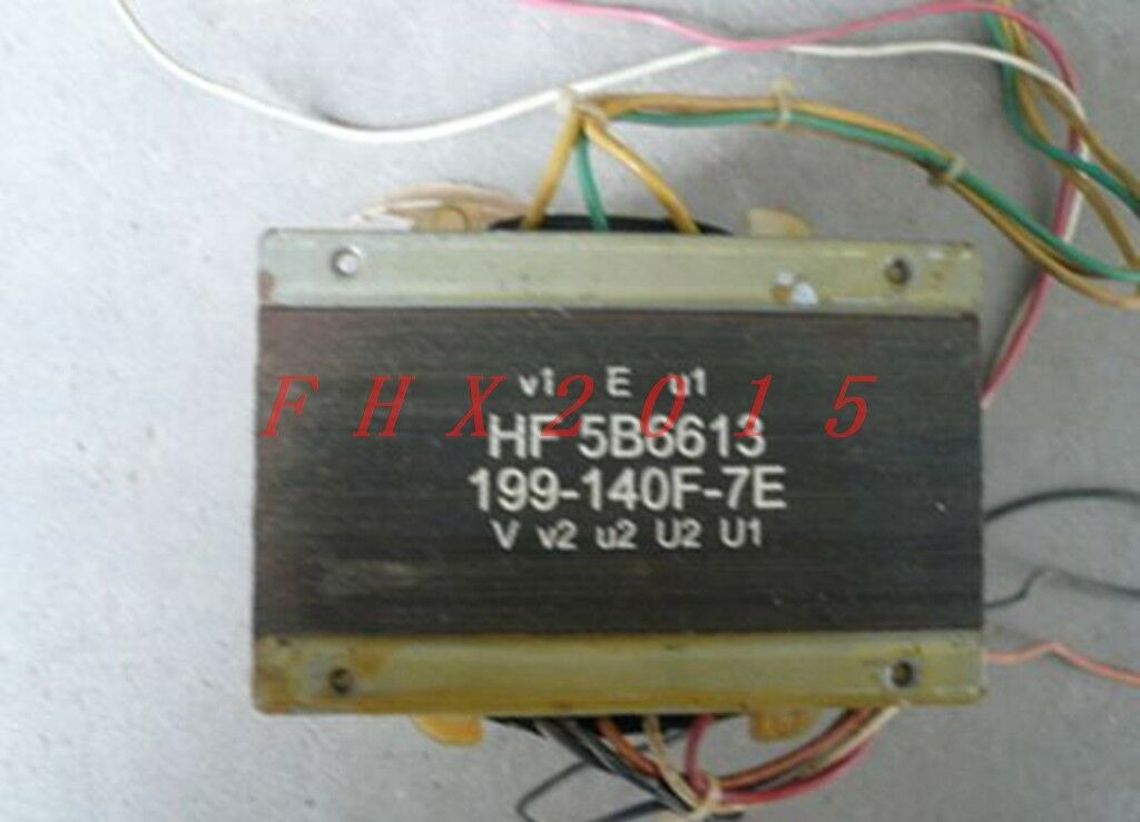 1PC Used Fuji fan transformer HF 5C5502