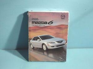 05 2005 mazda 6 owners manual ebay rh ebay com 2005 Mazda 6 Starter Wire 2005 Mazda 6 Hatchback