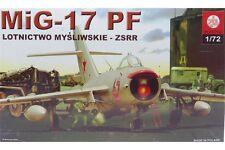 PLASTYK S037 1/72 MiG-17 PF USSR