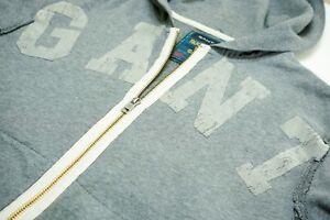 annorlunda erbjuda rabatter ny autentisk gant zip up hoodie