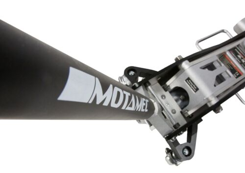 Motamec Trolley Jack EVA Handle Sleeve Foam Padding 410mm Lever Bumper