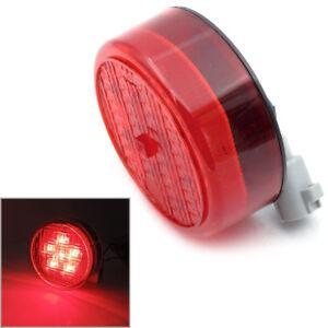 Sale 1 Pcs 12V Tail Light For Kawasaki Teryx Teryx4 2012-2016 Red Round LED lamp
