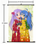 Japanese Anime  Lucy star Lucky☆Star home decor Wall Scroll Poster 2533